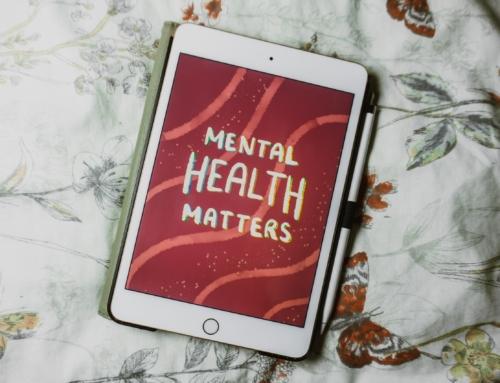 我們與精神疾病的距離,或許不是「正不正常」而是「幸不幸運」